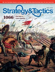 Strategy & Tactics #293 : 1066 - The Year of Three Battles